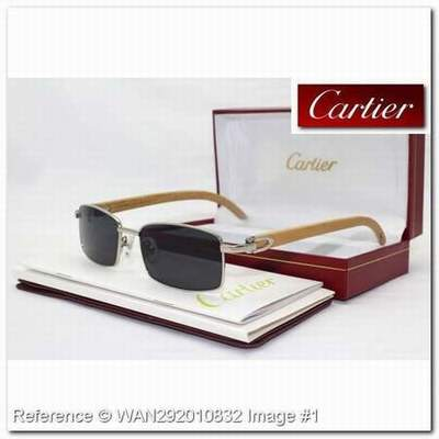60a581b113e lunette cartier panthere homme